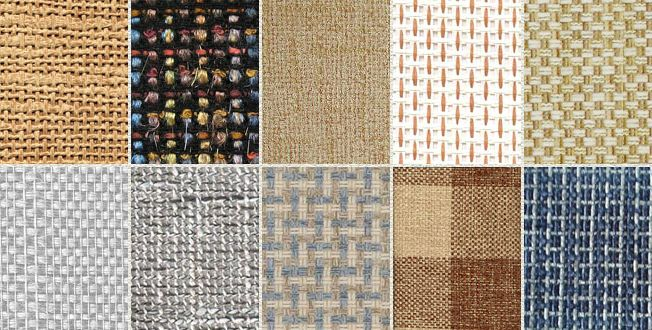 ткань плетенка для мебели