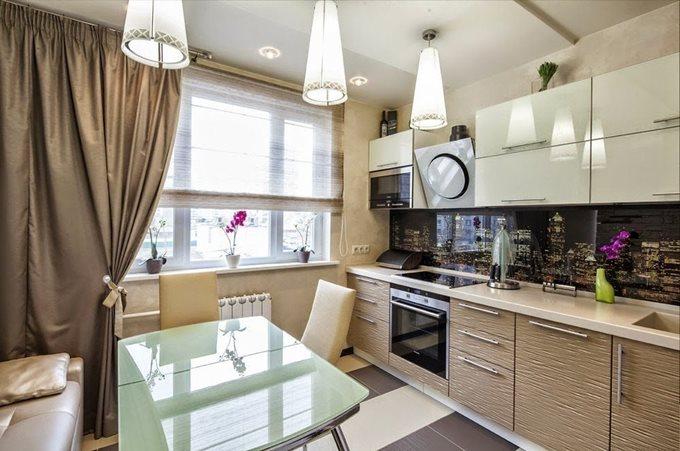 Дизайна кухни в квартире